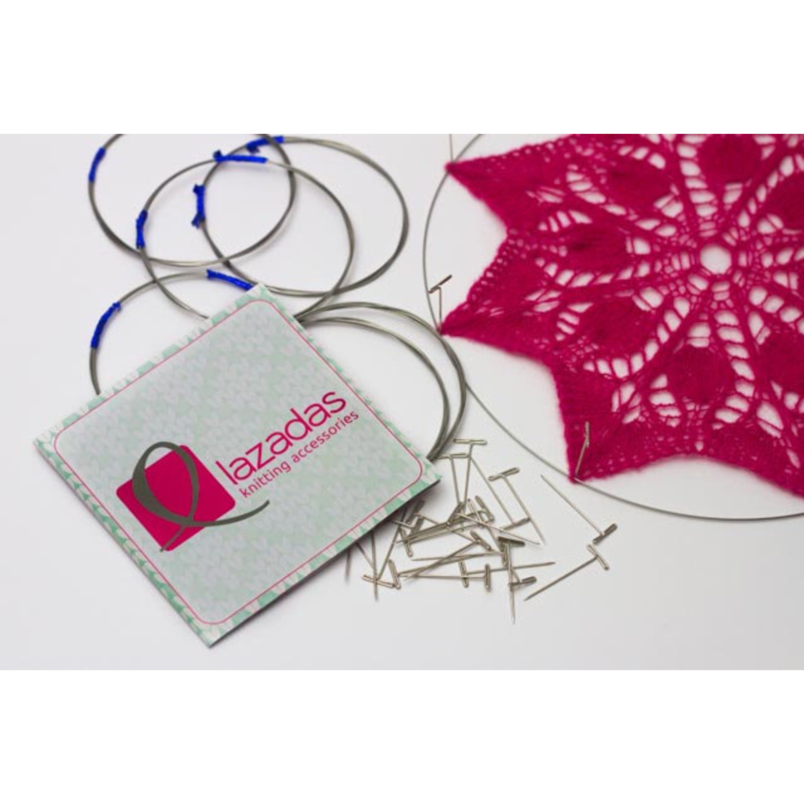 Lazadas Knitting Blocking Wires
