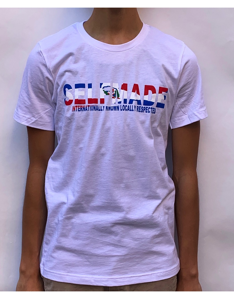 SELFMADE WHITE SELFMADE WORLD TOUR - DOMINICAN REPUBLIC EDITION