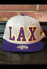 Mitchell & Ness LOS ANGELES LAKERS RETAGGIO 110FLEX SNAPBACK - P-15950