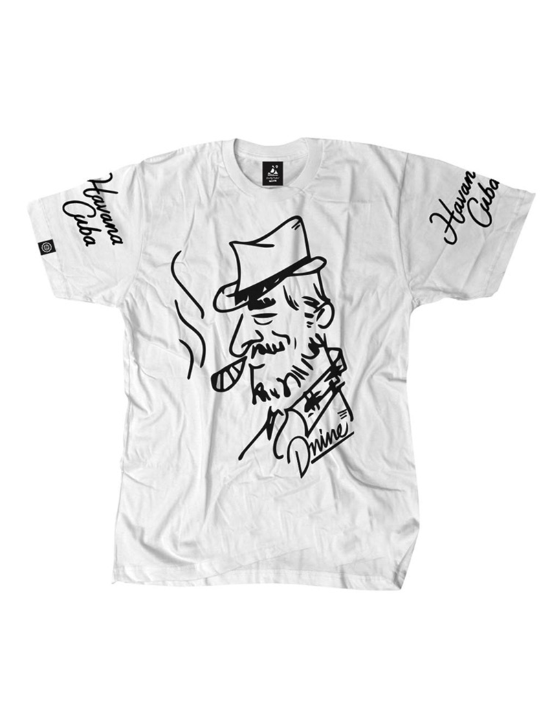 D9RESERVE UP IN SMOKE TEE