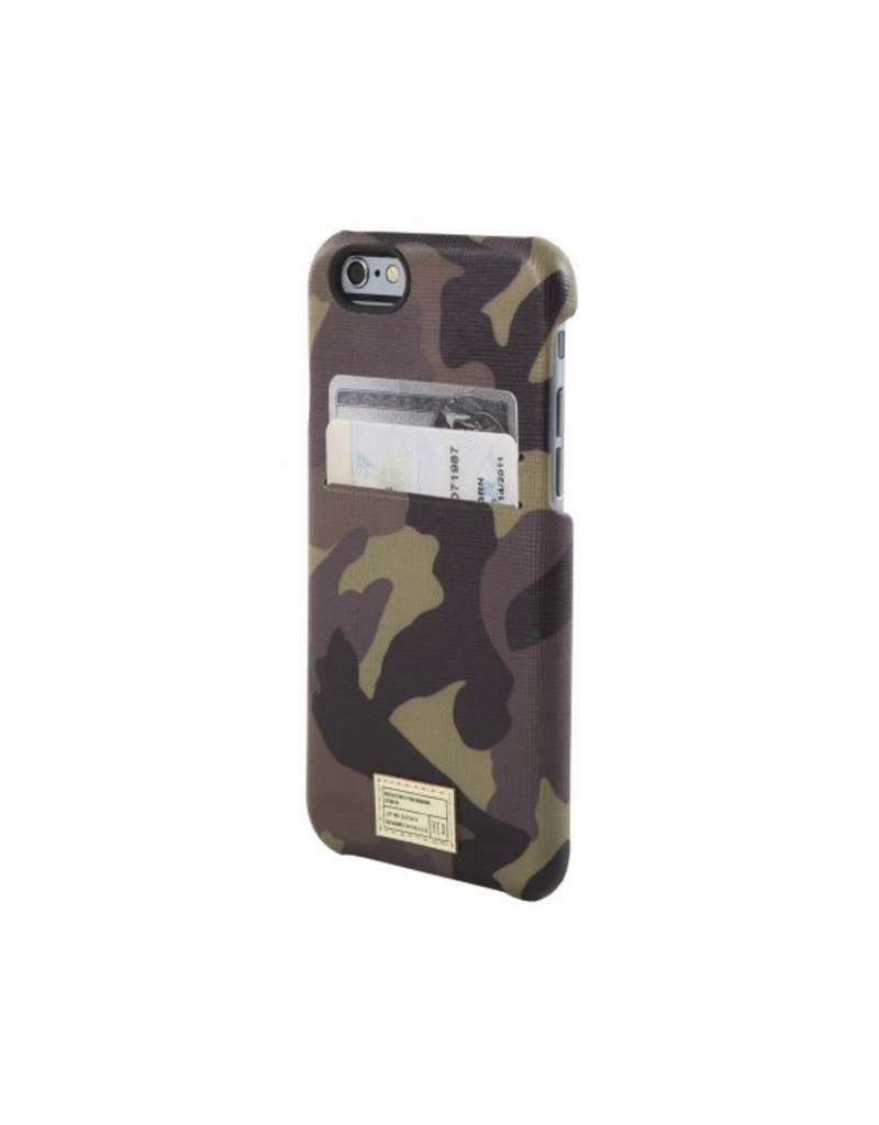 SOLO WALLET FOR IPHONE 6 CAMO LEATHER