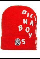 BILLIONAIRE BOYS CLUB TANGERINE BB BEANIE SKULLY