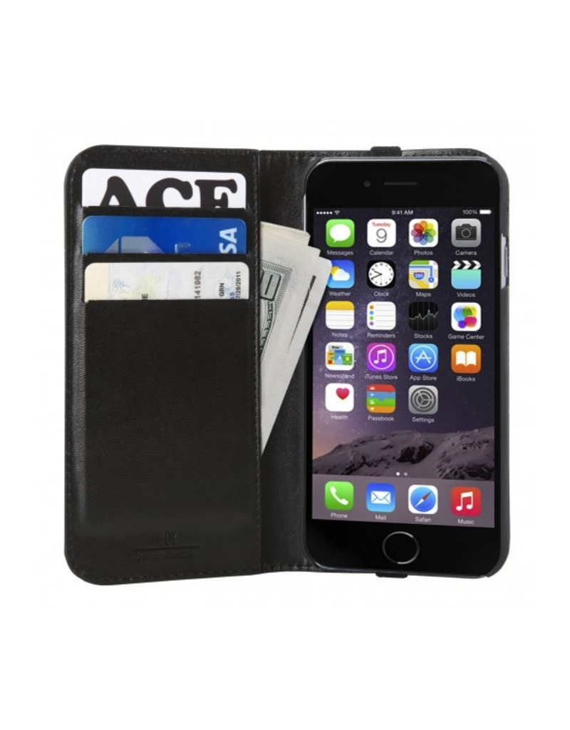 ICON WALLET FOR IPHONE 6 CAMO LEATHER