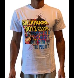 BILLIONAIRE BOYS CLUB BB Collage SS Tee