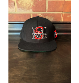 SELFMADE BLACK SELF MADE HAT WITH PUERTO RICO PATCH