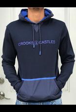 CROOKS & CASTLES IRON PULLOVER HOODIE