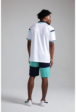 PAPER PLANES BY ROC NATION Teal Wind Surfer Shorts
