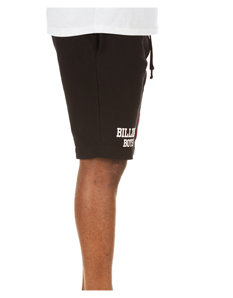 BILLIONAIRE BOYS CLUB BLACK BB INSTRUCTOR SHORT