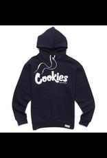Cookies W ORIGINAL MINT FLEECE HOODY