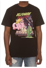 BILLIONAIRE BOYS CLUB BB ATLANTIS 2 SS TEE