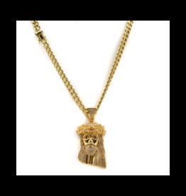 GOLDEN GILT XL JESUS E CUBAN