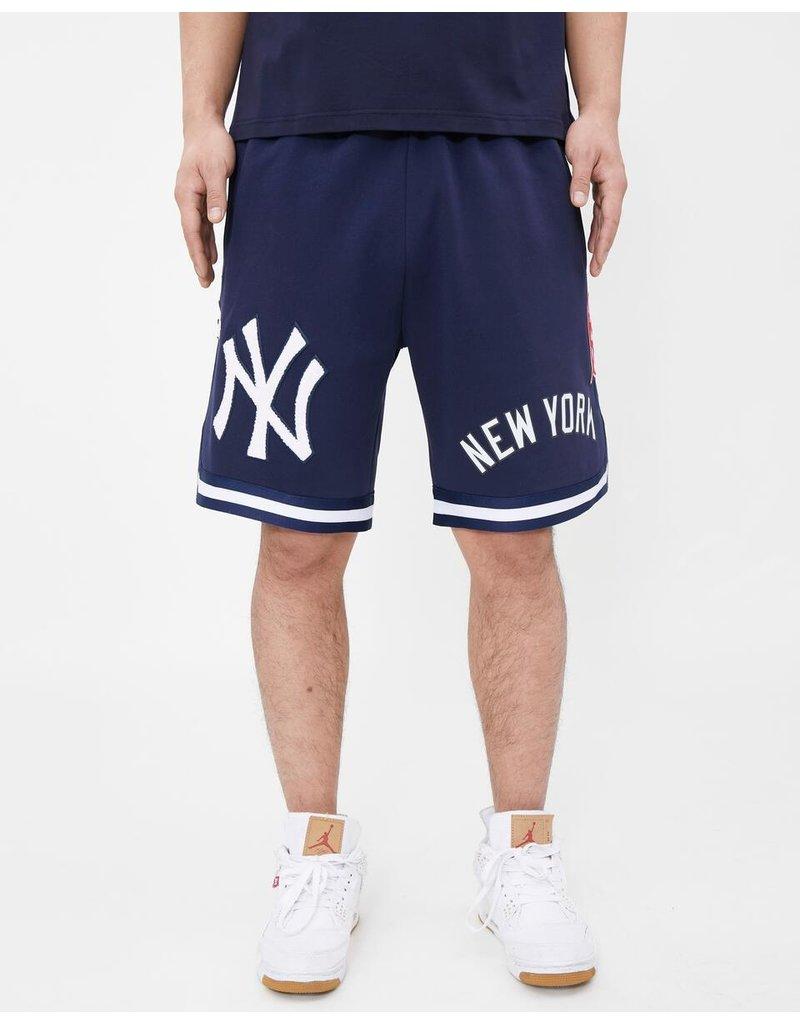 PRO STANDARD NEW YORK YANKEES PRO TEAM SHORT