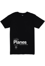 PAPER PLANES BY ROC NATION RETURN FLIGHT OVERSIZED TEE