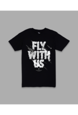 PAPER PLANES FLY WITH US TEE
