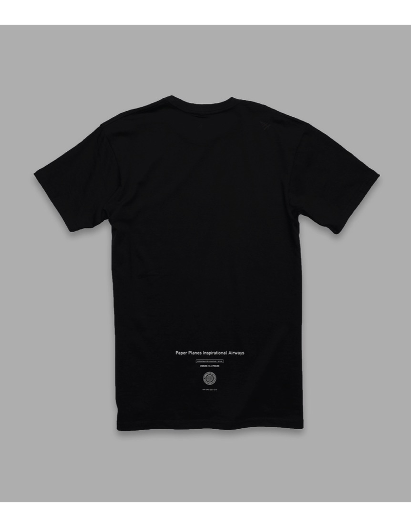 PAPER PLANES BY ROC NATION INSPIRATIONAL AIRWAYS TEE
