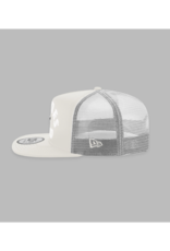 PAPER PLANES IVORY PLANES CREW TRUCKER TWO TONE OLD SCHOOL SNAPBACK