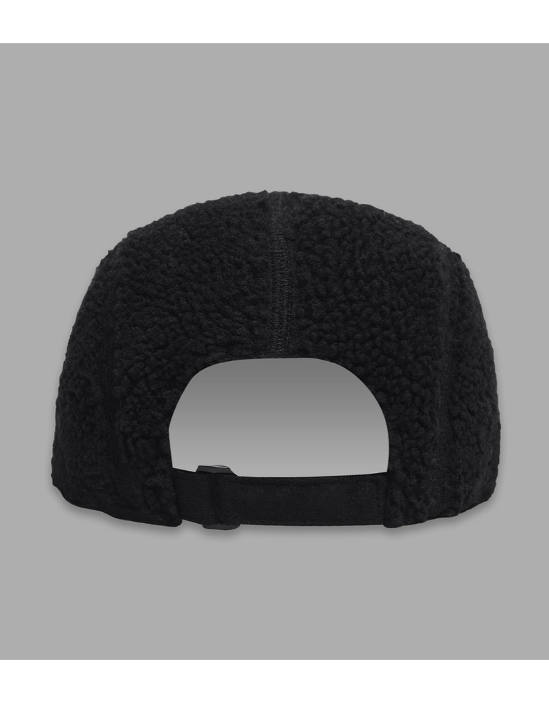 PAPER PLANES BY ROC NATION BLACK PLANES FAUX SHERPA 5-PANEL