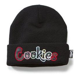 Cookies ESCOBAR KNIT BEANIE W/ APPLIQUE COOKIES LOGO