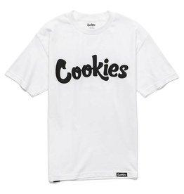 Cookies ORIGINAL WHITE/BLACK MINT TEE