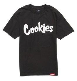 Cookies ORIGINAL BLK/WHT MINT TEE