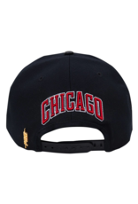 PRO STANDARD CHICAGO BULLS LOGO SNAPBACK HAT
