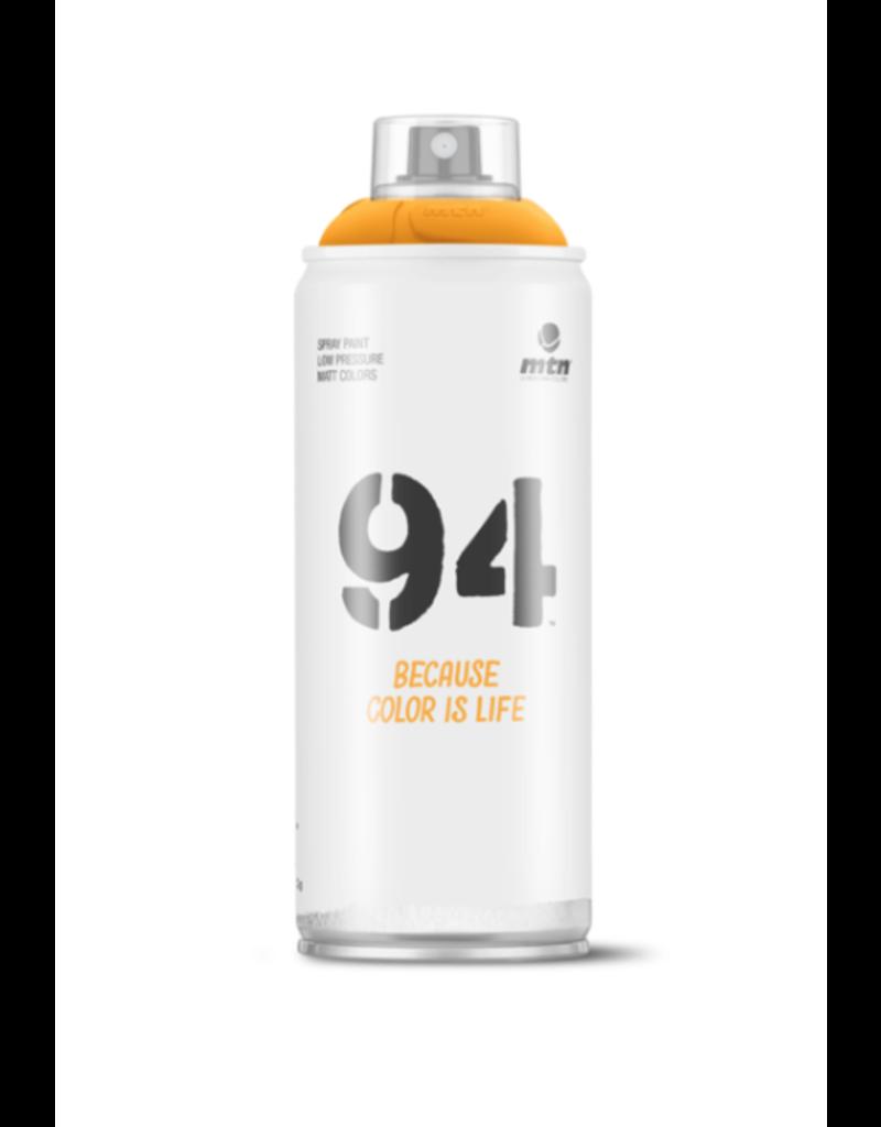 MONTANA MTN 94 Spray Paint - Medium Yellow (9RV-1028)