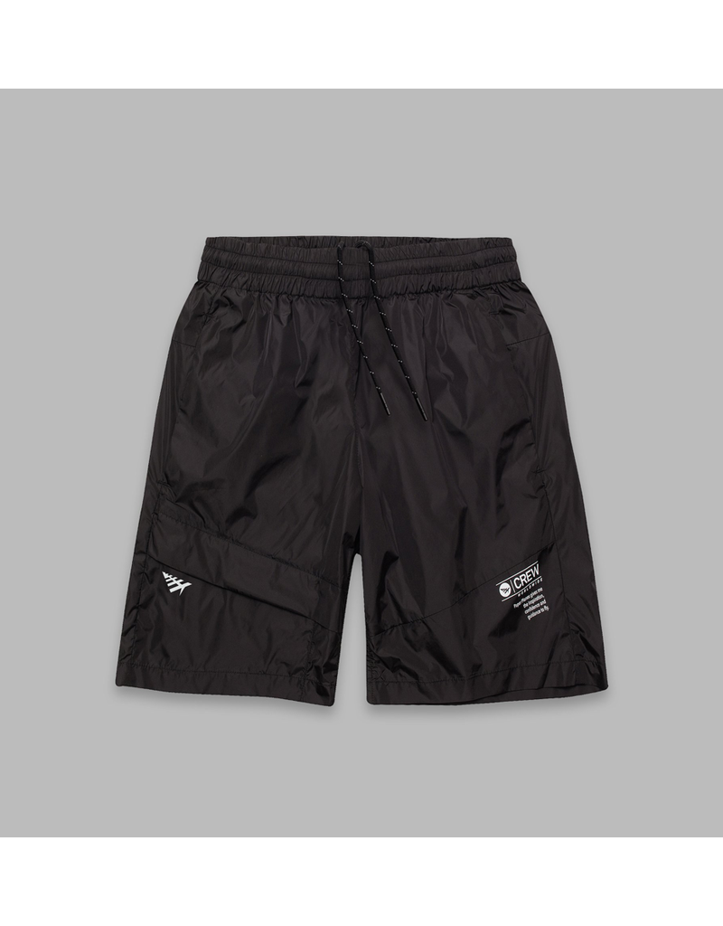 PAPER PLANES BY ROC NATION BLK PRW SHORTS