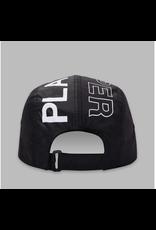 PAPER PLANES BLACK PRW HAT