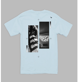 PAPER PLANES BY ROC NATION PB STAY ON COURSE TEE