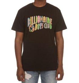BILLIONAIRE BOYS CLUB BLACK BB ARCO SS TEE