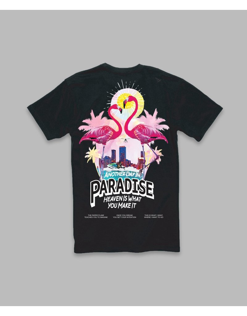 PAPER PLANES PASTEL PARADISE TEE