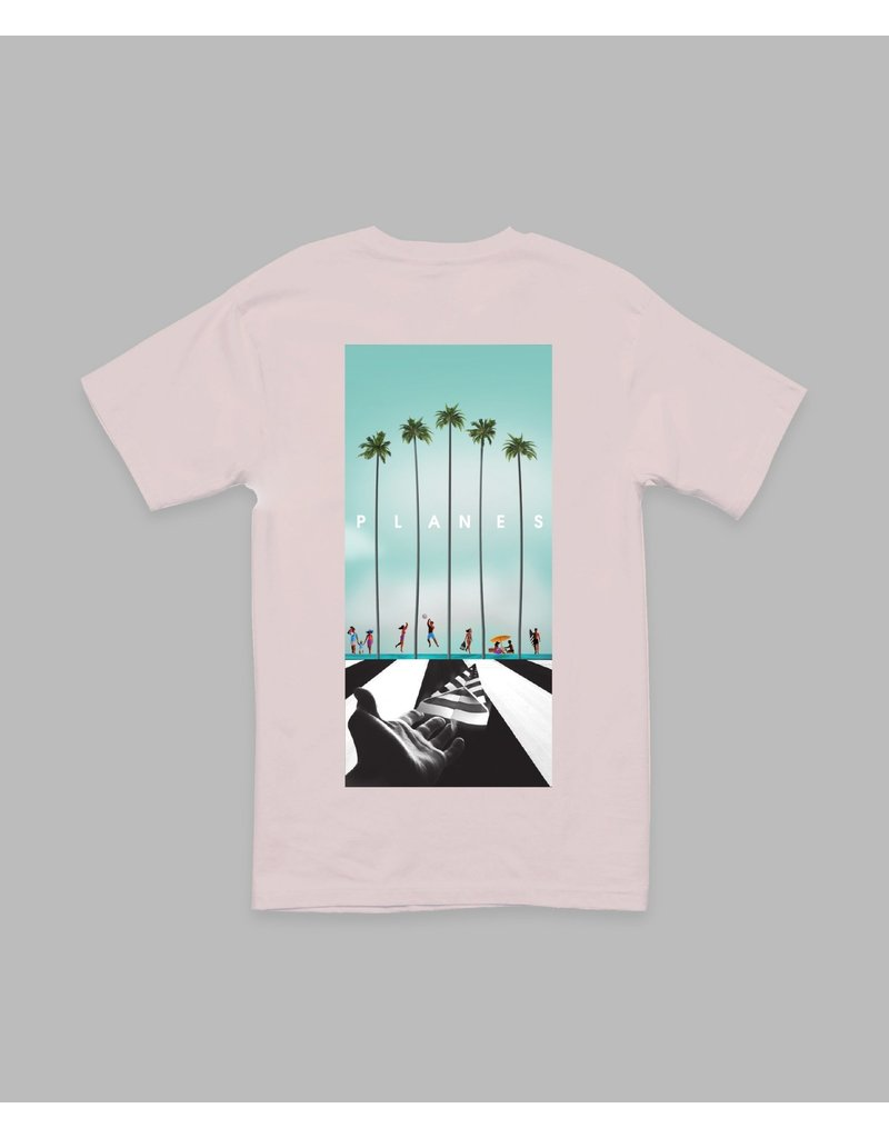 PAPER PLANES BY ROC NATION PALM BEACH TEE