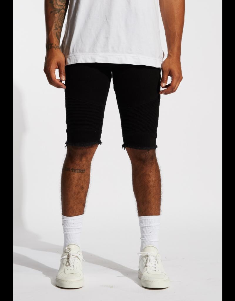 EMBELLISH Spencer Shorts (Black)