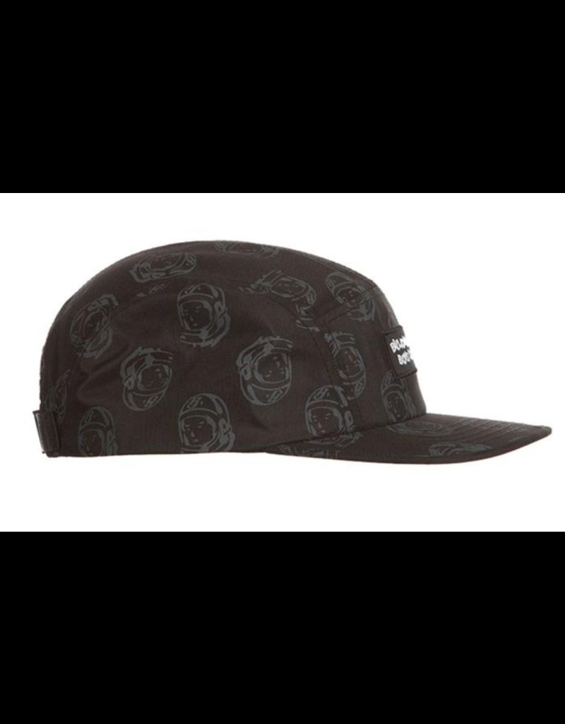 BILLIONAIRE BOYS CLUB BLACK BB BILLION PANEL HAT