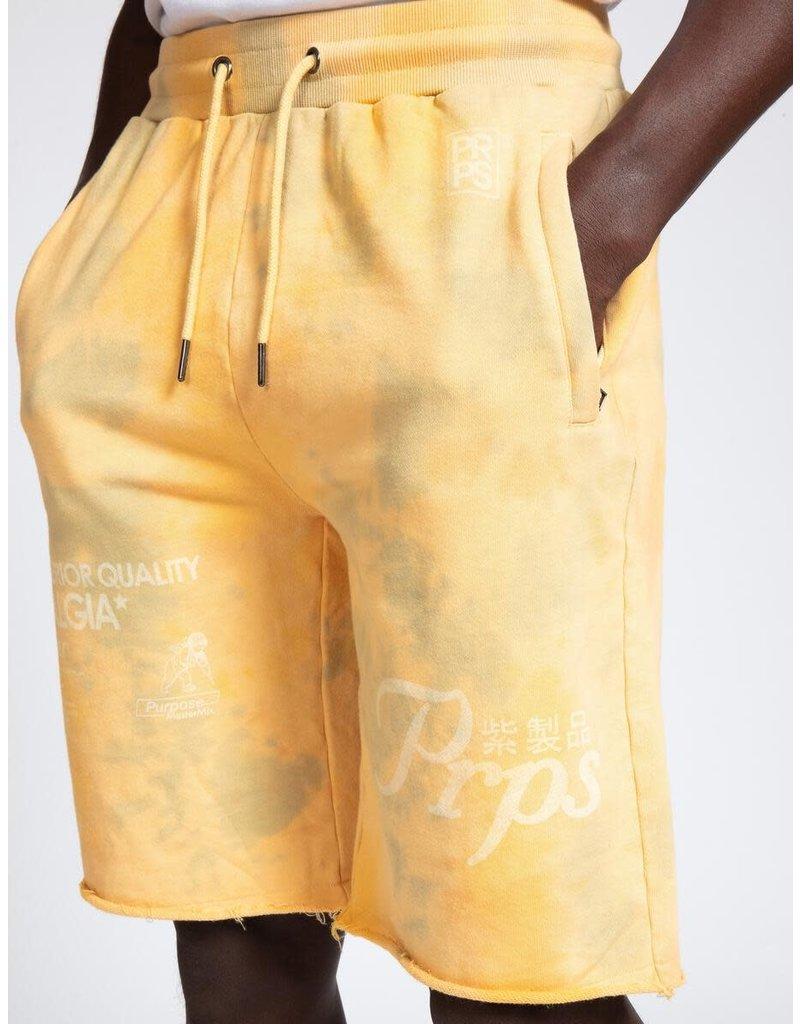 PRPS Nostalgia Fleece Shorts