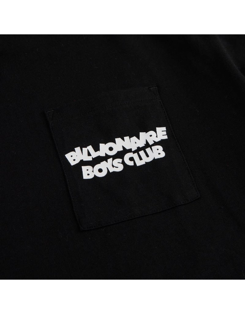 BILLIONAIRE BOYS CLUB BB PRETZEL SS KNIT