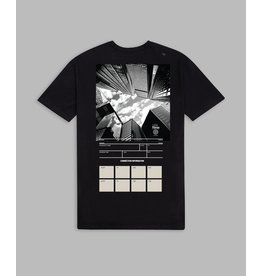 PAPER PLANES BY ROC NATION SKYLINE OVERSIZE TEE