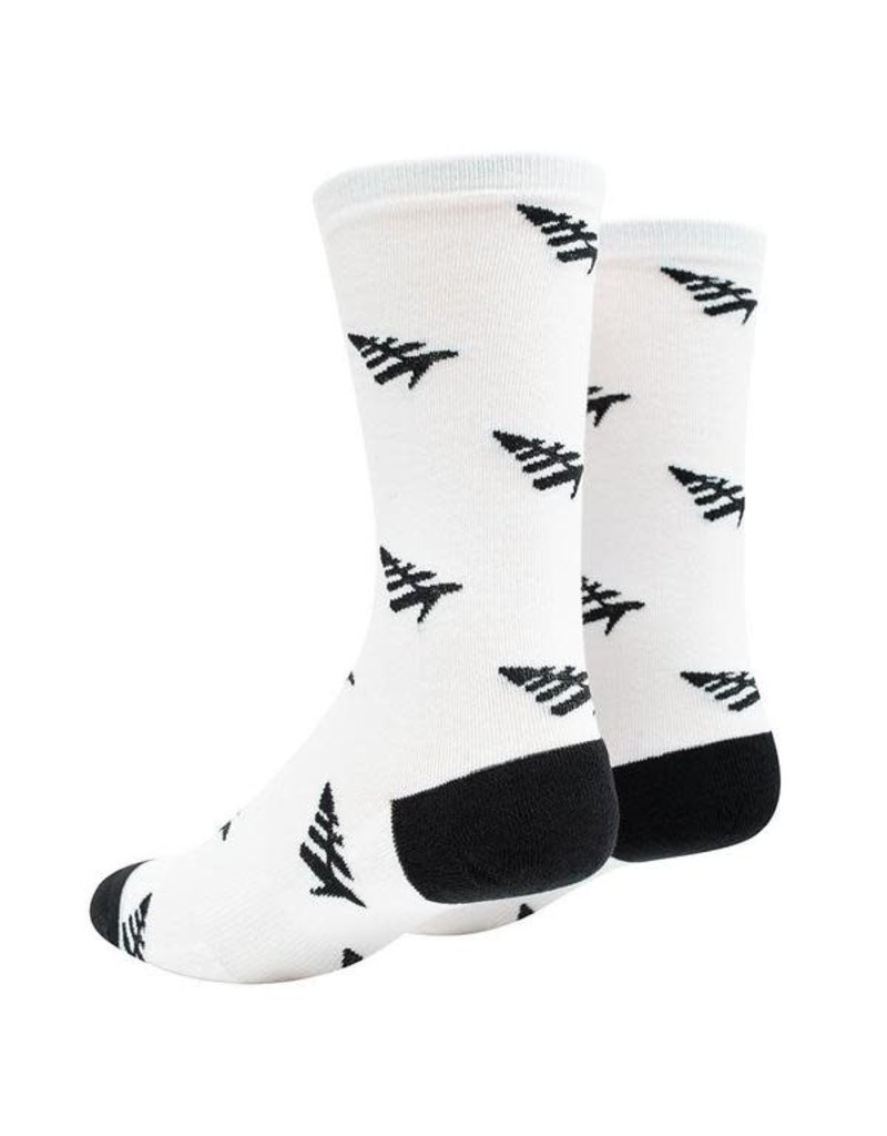 PAPER PLANES BY ROC NATION WHITE ARMADA CREW SOCK