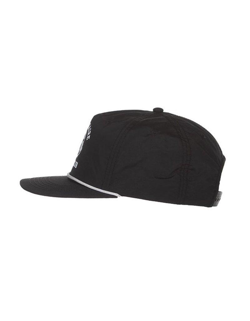 BILLIONAIRE BOYS CLUB BLACK BB CLUBHOUSE HAT