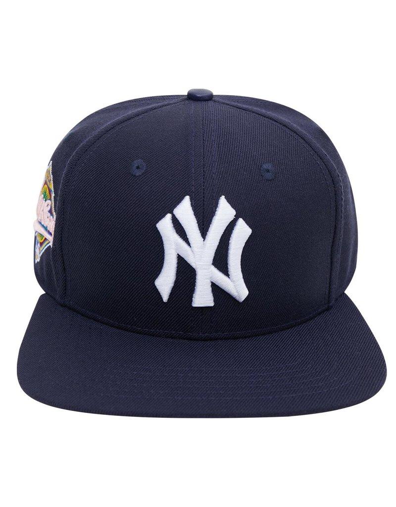 PRO STANDARD NEW YORK YANKEES LOGO 1996 WORLD SERIES SNAPBACK HAT