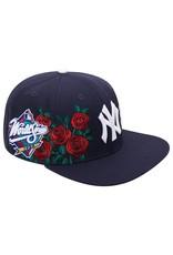 PRO STANDARD NEW YORK YANKEES ROSES SNAPBACK HAT