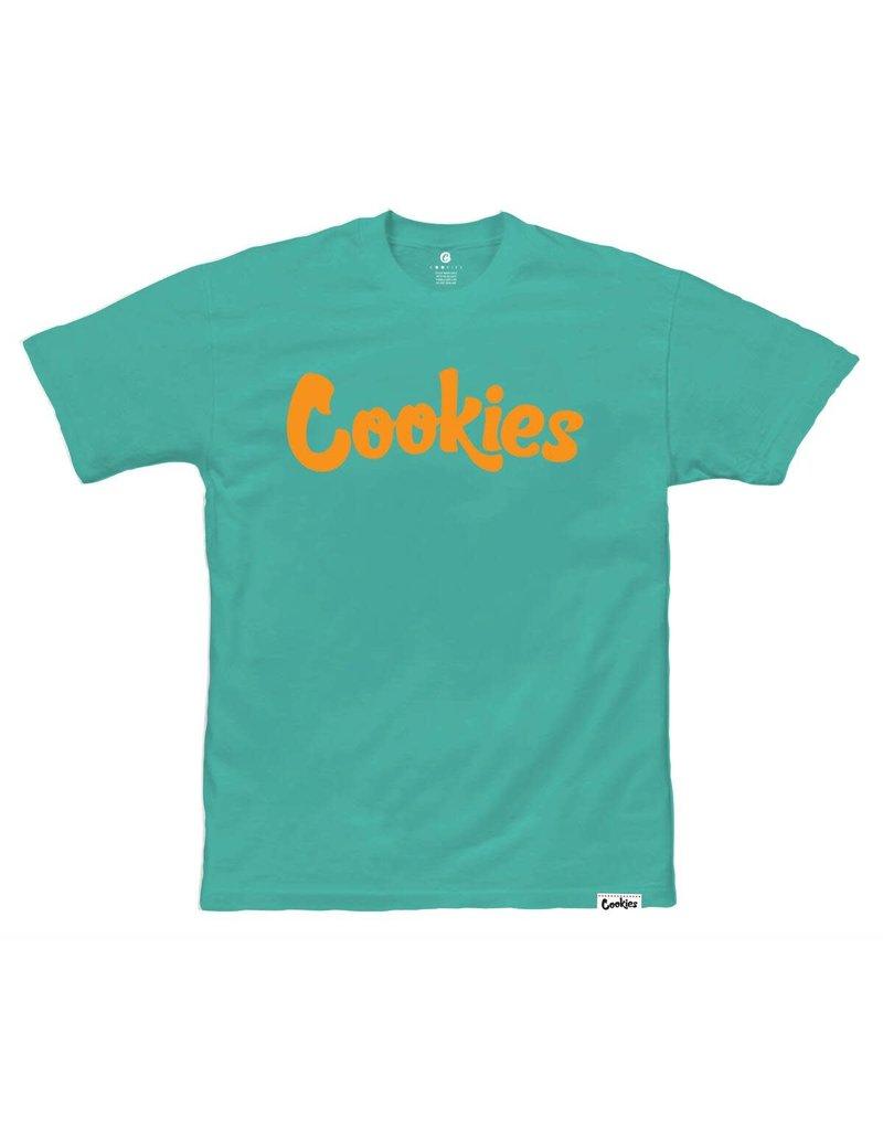 Cookies TEAL / ORANGE ORIGINAL MINT TEE