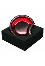 Cookies RED COOKIES C-BITE GLASS ASHTRAY