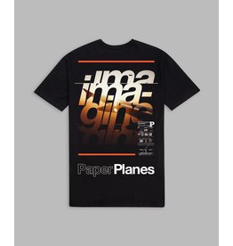 PAPER PLANES BY ROC NATION IMAGINE NATION OVERSIZE TEE