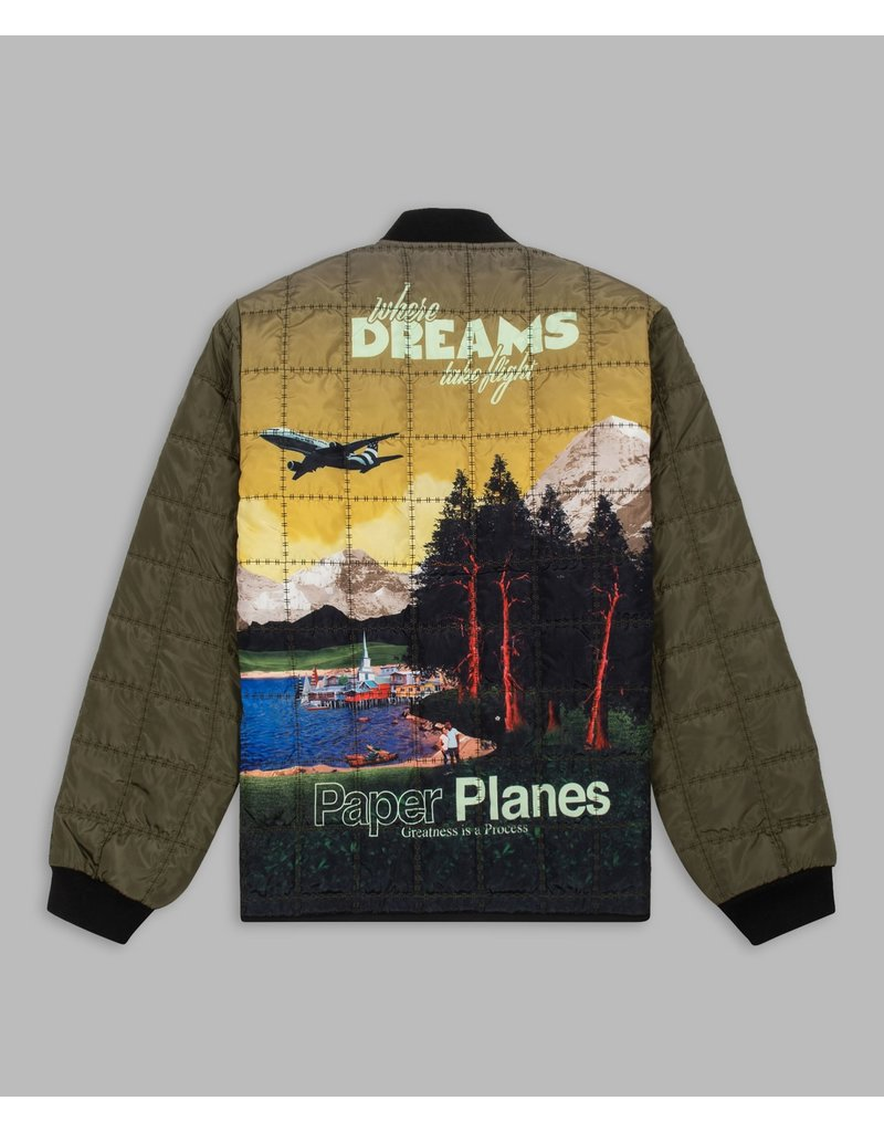 PAPER PLANES BY ROC NATION AVIATOR CWL JACKET