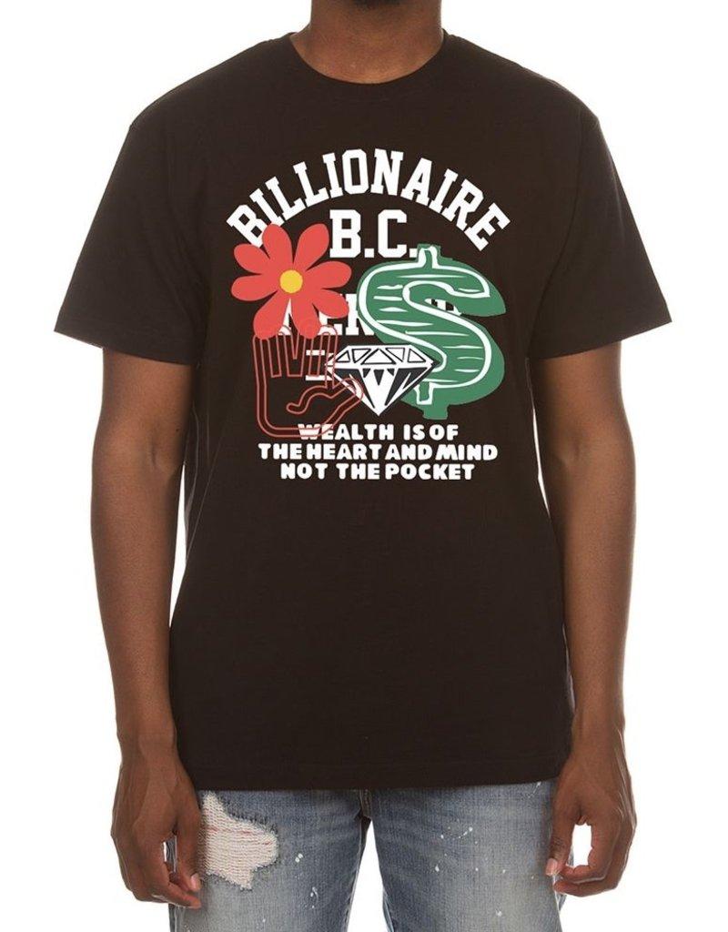 BILLIONAIRE BOYS CLUB BB BLOOM SS TEE