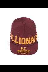 BILLIONAIRE BOYS CLUB ANEMONE BB NEW YORK HAT