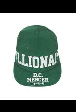 BILLIONAIRE BOYS CLUB MG BB NEW YORK HAT