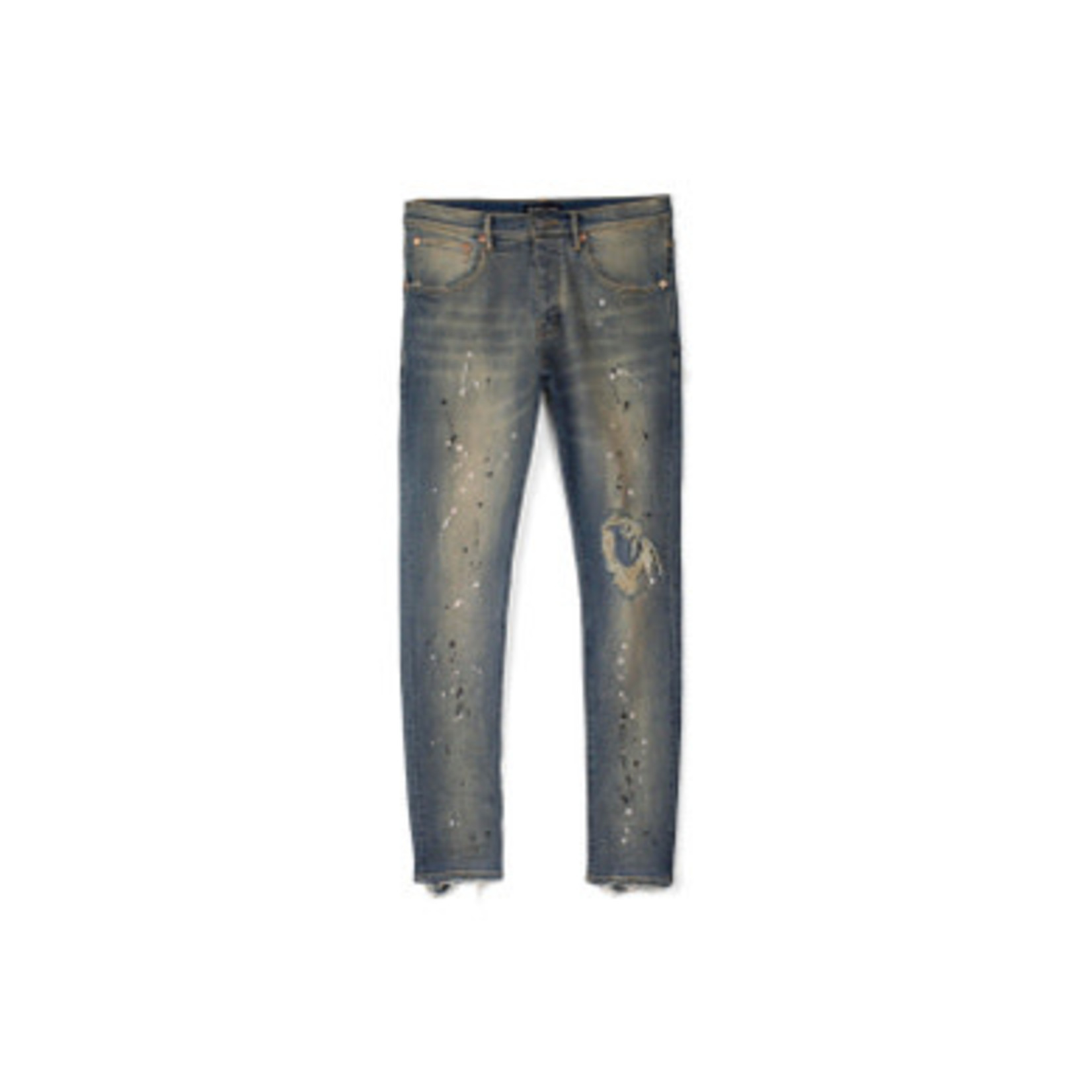 Purple Brand Dropped Fit Jeans