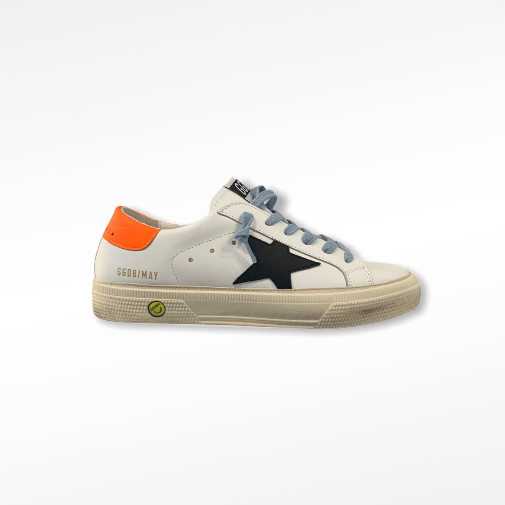 Golden Goose may leather upper star and heel